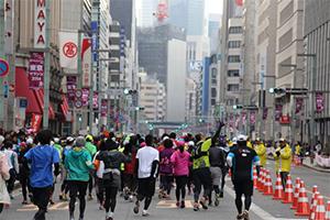 東京マラソン300